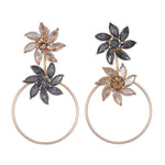 Allure Earrings Romance Gold - Allure Accessoires - Accessories Earrings