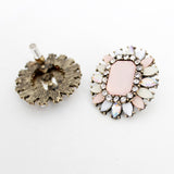 Allure Earrings Tania Pink - Allure Accessoires - Accessories Earrings
