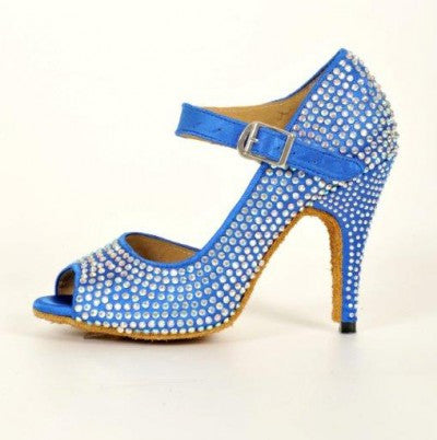 Cinderella Blue, Dance Shoes, Gran Gala - Cupidanza