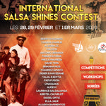 Full Pass International Salsa Shines Contest 2020
