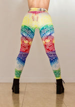 Mi Malla Leggings Rainbow - Mi Malla - Leggings