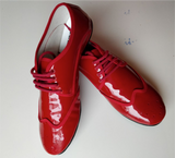 Palladium Jazz Varnish Red
