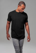 Dale Sensual Ripped Pocket Tee