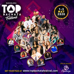 Full Pass - Top Bachata Festival 2020,Cupidanza,Tickets