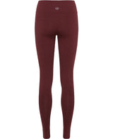 Moonchild Seamless Legging - Geranium - Moonchild Yoga Wear - Bottoms