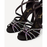 Manuel Reina Desiree Competition Black - Manuel Reina - Dance Shoes