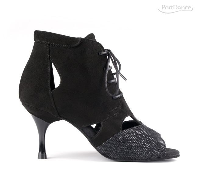PortDance PD809 Pro Black - Portdance - Dance Shoes