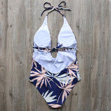 """Nola"" One Piece - Sexy, Cute Luxury Swimwear - Lunous Bikini"