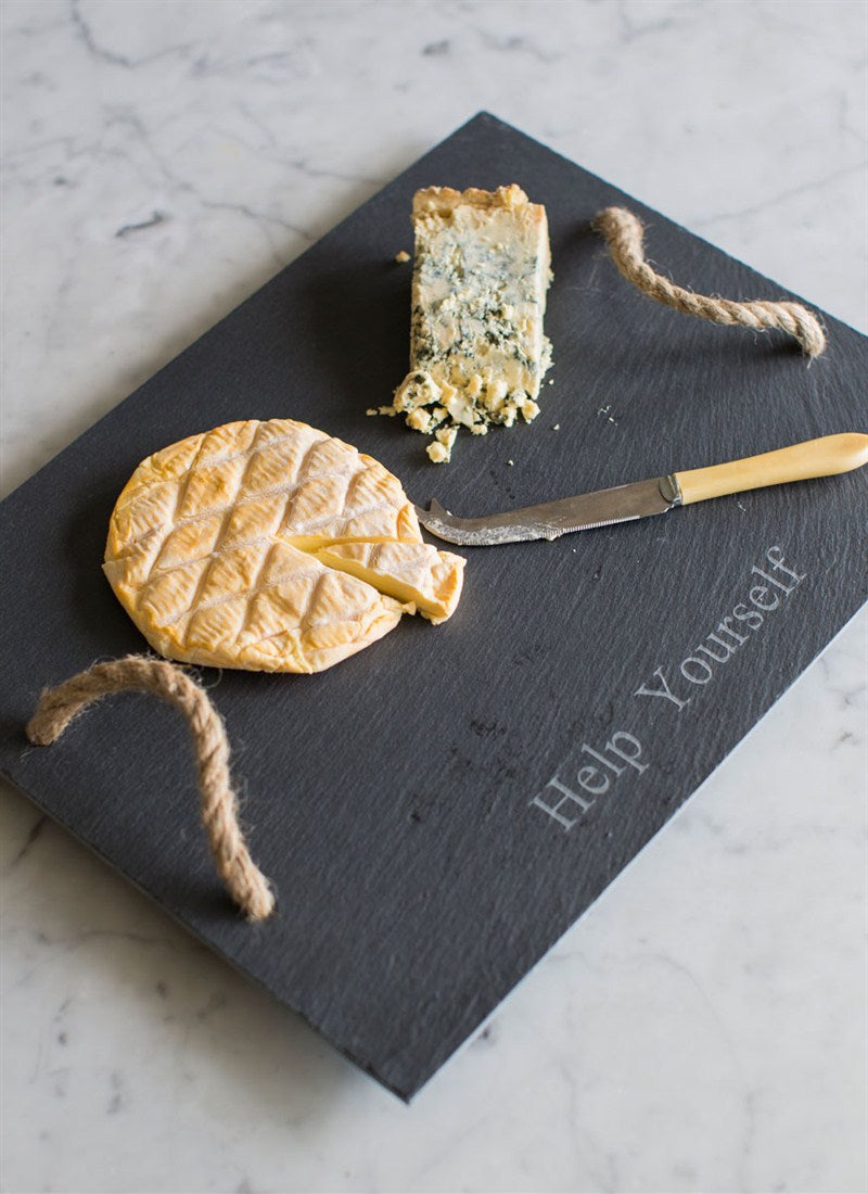 Cheeseboard with Handles - Garden Trading