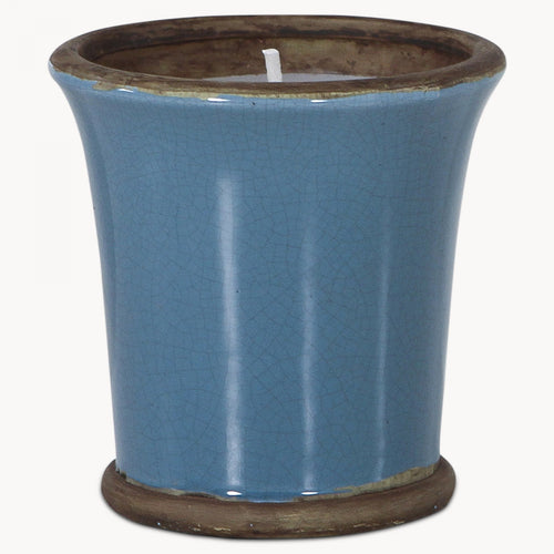 Blue candle small