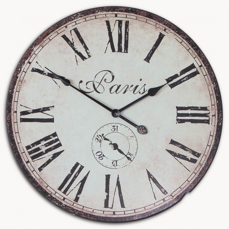 'Paris' Clock