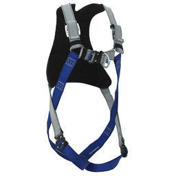 KG2B/PAD - Fall Arrest Harness - Two Point, Quick Release with Foam Back Pad - The PPE Shop