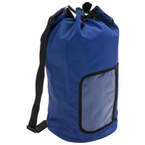 Rope Bag with Clear Pocket - The PPE Shop