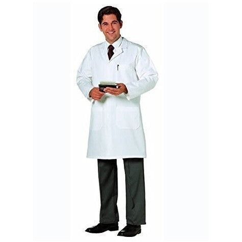 Lab Work Doctors Medical White Coat - The PPE Shop