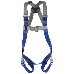 IKG1A - Fall Arrest Harness - Single Point, Quick Connect - The PPE Shop