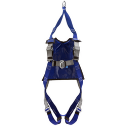KG2ARJPS - Fall Arrest Harness - Two point, Quick Connect with PVC Jacket - Rescue - The PPE Shop