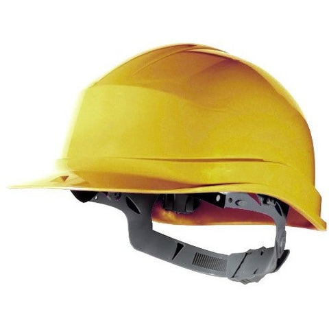 Venitex Zircon Hard Hat / PPE (One Size) (Yellow) - The PPE Shop