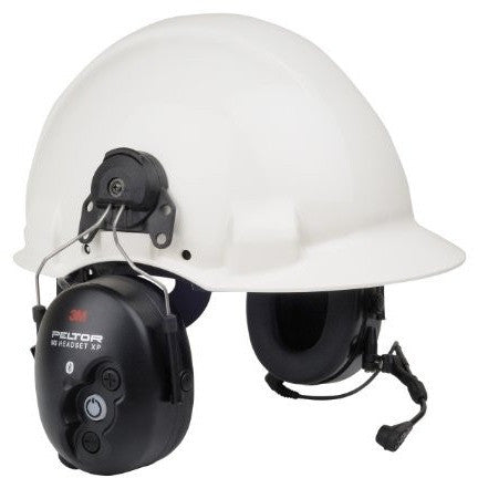 3M PELTOR WS - Headset XP Bluetooth Hearing-Protector-Headset - The PPE Shop
