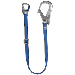 IK2B xxx A3 - Adjustable Webbing Restraint Lanyard - The PPE Shop