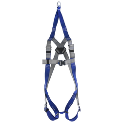 IKG1BR - Fall Arrest Harness - Single Point, Quick Release - Rescue - The PPE Shop