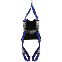IKG2BRJFS - Fall Arrest Harness - Two Point, Quick Release with PVC / Foam Jacket - Rescue - The PPE Shop