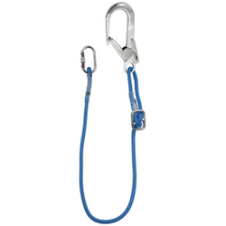 IK13K xxx A3 - Adjustable Kernmantle Rope Restraint Lanyard - The PPE Shop