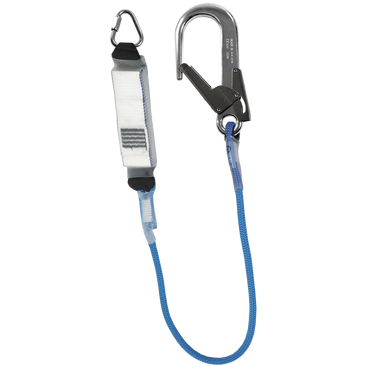 IK1FK xxx 3 - Kernmantle Rope Energy Absorbing Lanyard - The PPE Shop