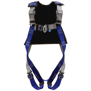 IKG2BJF - Fall Arrest Harness - Two Point, Quick Release with PVC / Foam Jacket - The PPE Shop