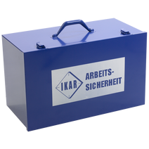 Metal Storage Case - The PPE Shop