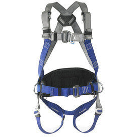 KG2AW - Fall Arrest Harness - Two Point, Quick Connect with Waist Belt - The PPE Shop