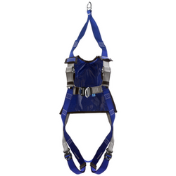 IKG2BRJPS - Fall Arrest Harness - Two Point, Quick Release with PVC Jacket - Rescue - The PPE Shop