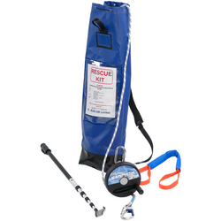 IKAR Controlled Descent Device Rescue Kit (Standard Bag) - The PPE Shop