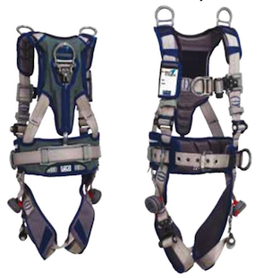 3M DBI-SALA EXOFIT NEX RESCUE HARNESS WITH BELT - The PPE Shop