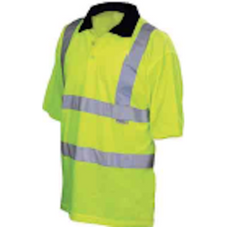 HI VIS POLO SHIRTS - The PPE Shop