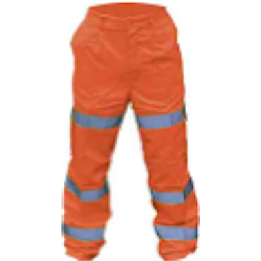 Hi-Viz Combat Trousers - The PPE Shop