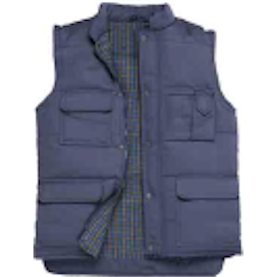 PADDED WORK BODYWARMER - The PPE Shop