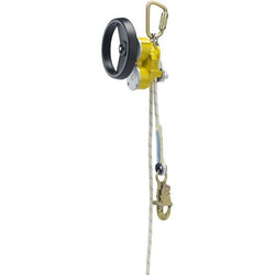Descender with rescue hub. 30 m - The PPE Shop