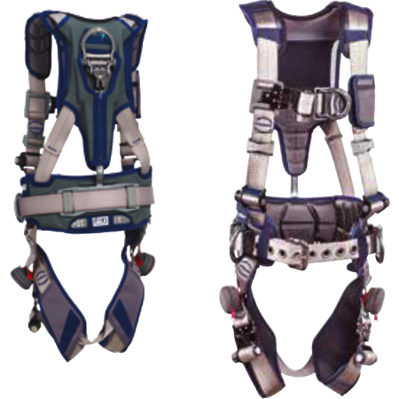 3M™ DBI-SALA® ExoFit™ STRATA™ Construction Style Harness with 3M™ DBI-SALA® LIFTech™ Load Distribution System - The PPE Shop