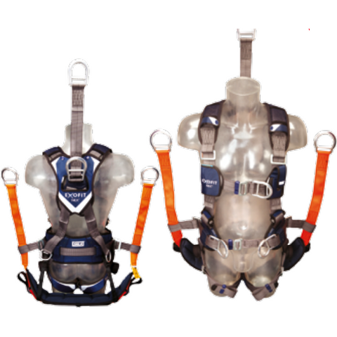 3M DBI-SALA EXOFIT NEX OIL & GAS FULL BODY HARNESS - The PPE Shop