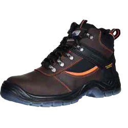 Brown Steelite Hiker Safetyboot - The PPE Shop