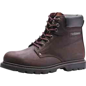 Brown Steelite Welted Safetyboot - The PPE Shop