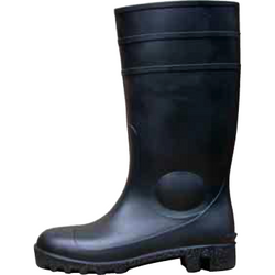 Rubber Safety Wellies With Steeltoe - The PPE Shop