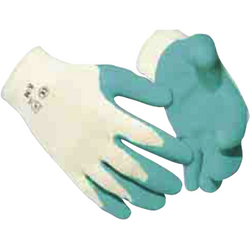 Economy Latex Palm Grip Glove - The PPE Shop