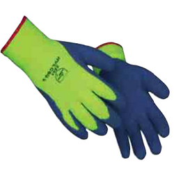 Fleece Lined Grip Glove - The PPE Shop