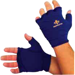 Anti-Vibration Fingerless Glove - The PPE Shop