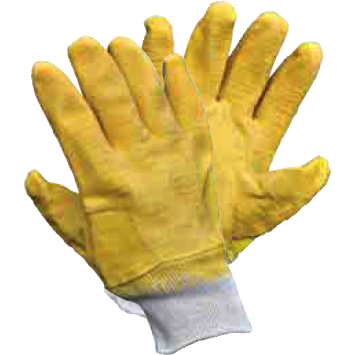 Heavy Duty Latex Coated - The PPE Shop