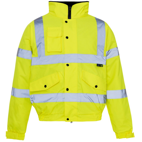 HI VIS BOMBER JACKETS - The PPE Shop