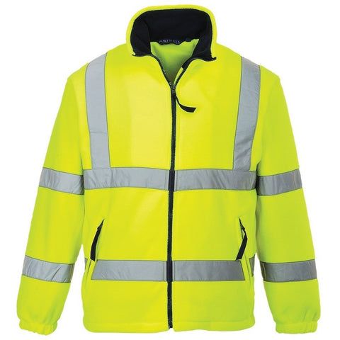 Hi-Viz Fleece - The PPE Shop