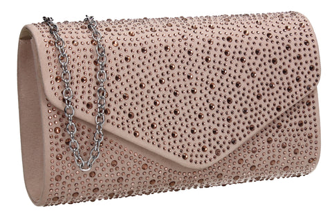 Beige Clutch Bag Cute Prom Summer Outfit - Cadence Clutch Bag Beige