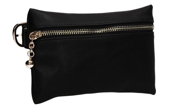 Freya Belt Bum Bag Black
